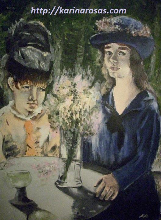 Impressionism Watermark