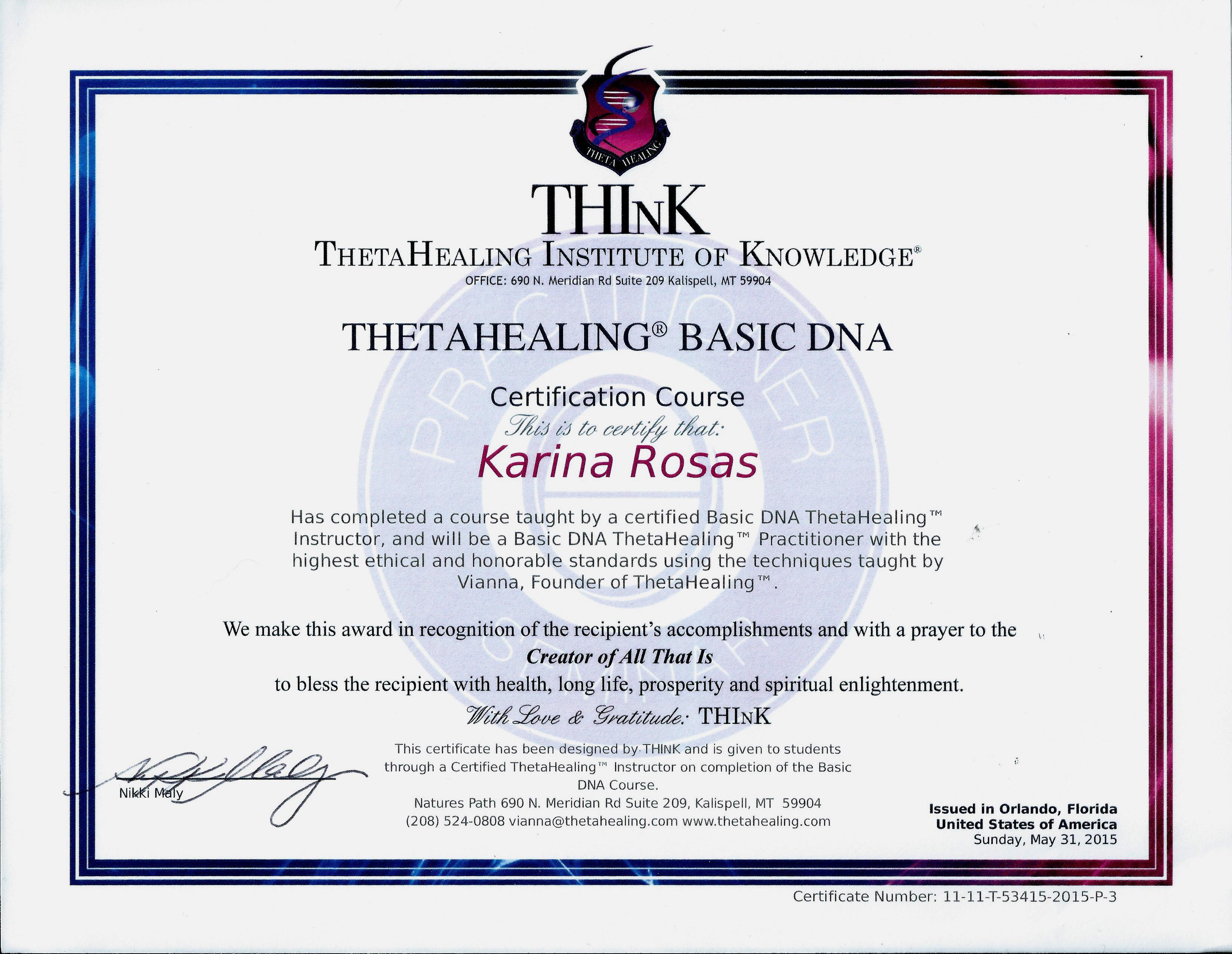 Thetahealingbasic